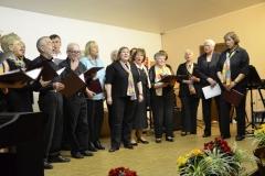 Frauenchor und Gemischter Chor Laubach mit Reinhild Christmann