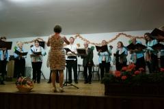 Gemischter Chor Laubach mit Reinhild Christmann