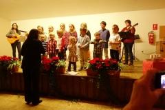 Kinderchor Laubach mit Regina Bauermann, unterstützt von Claudia Born, Christine Barth und Ute Uhrig